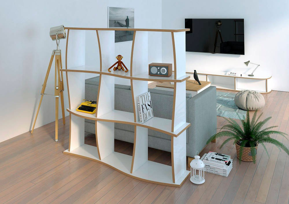 Room divider Ondini - Design your own room divider