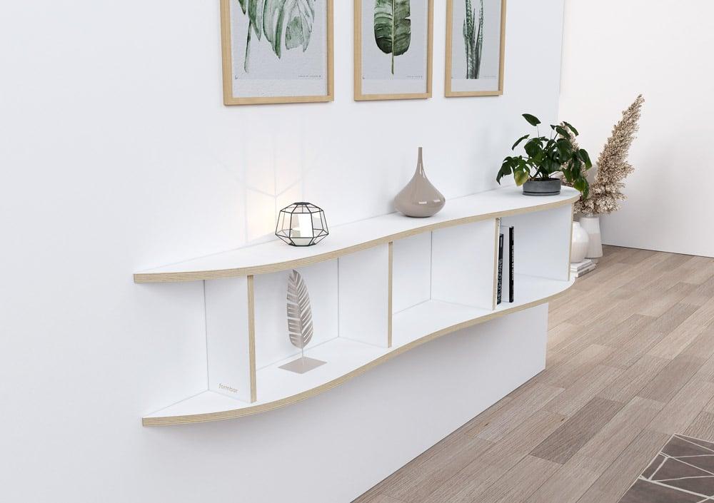 Wall shelf Guapa - null