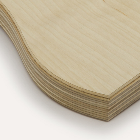 Birch veneer, birch plywood