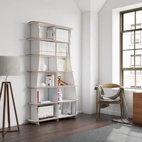 Bookshelf Coco