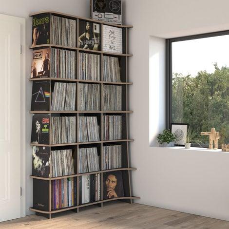 Vinyl Shelf Jeff