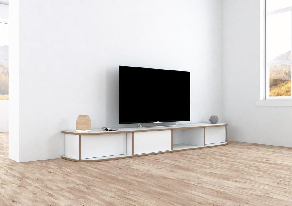 TV-Lowboard Zio für Dein Heimkino