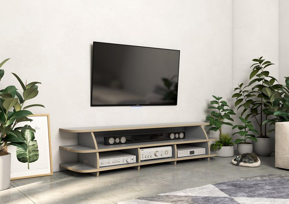 TV-Lowboard Akusta