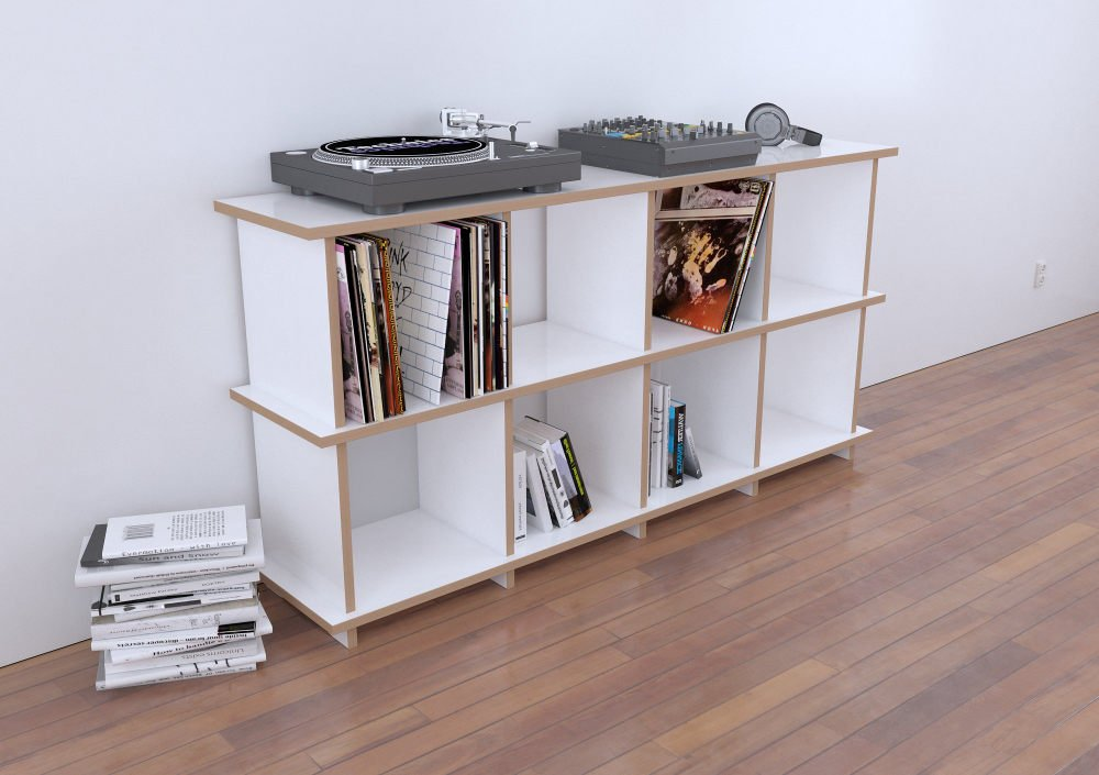 Record shelf Vinyla