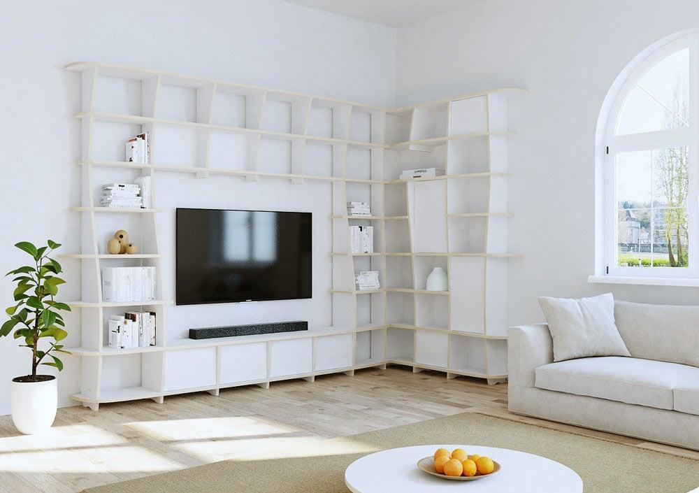 Corner Shelf Famosa - null