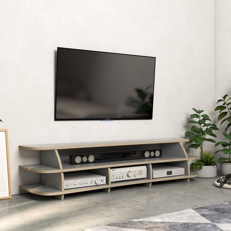 Designer-TV-Lowboard nach Maß Akusta