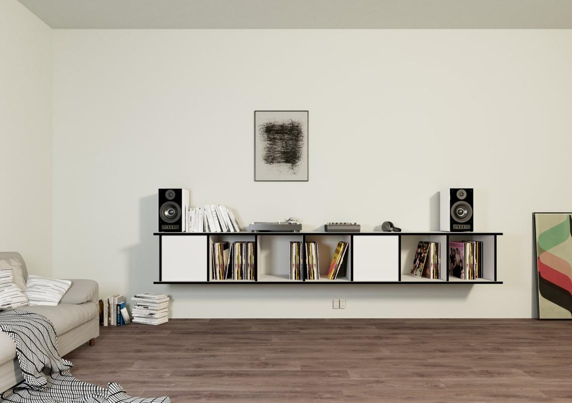 vinylos designer wandregale nach ma. Black Bedroom Furniture Sets. Home Design Ideas