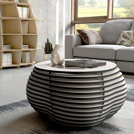 Coffee table Ciottolino