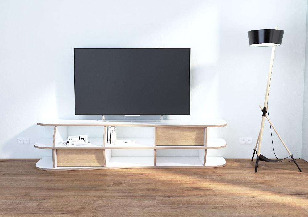 TV-Lowboard Daarle