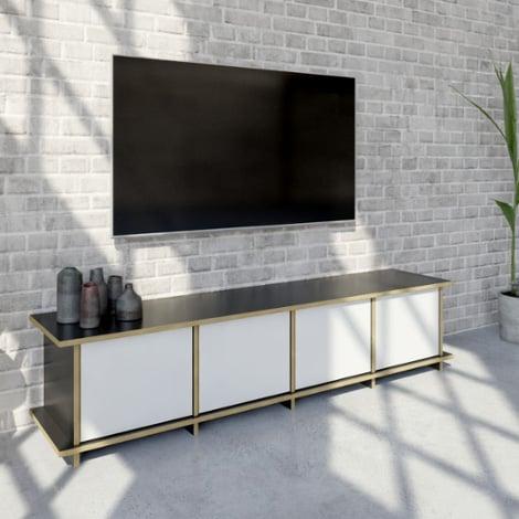 TV-Cabinet Doralo - Das frei formbare TV-Schrank System
