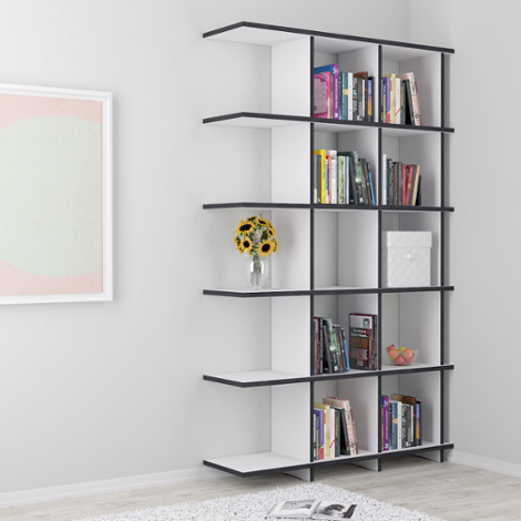 Corner shelf Straco - The freely formable shelf system