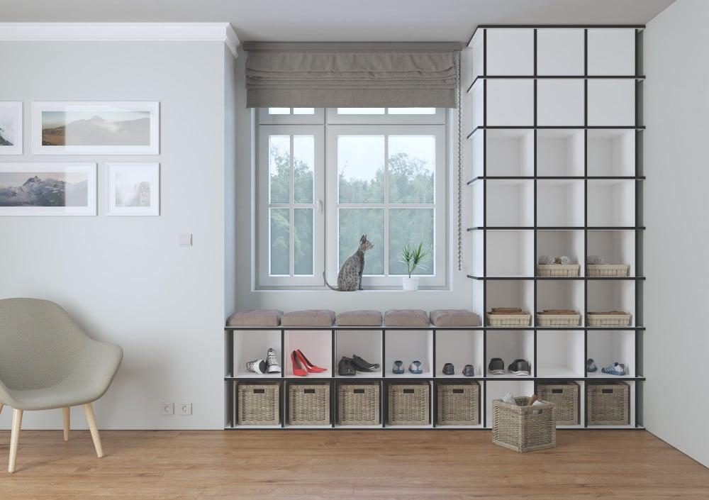 stivali designer schuhschrank nach ma. Black Bedroom Furniture Sets. Home Design Ideas