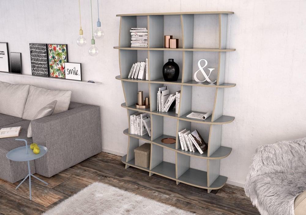 vida designer regal nach ma. Black Bedroom Furniture Sets. Home Design Ideas