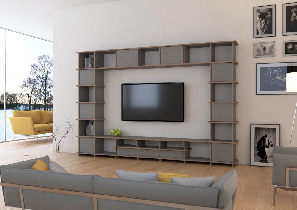 TV-Wand Yuma