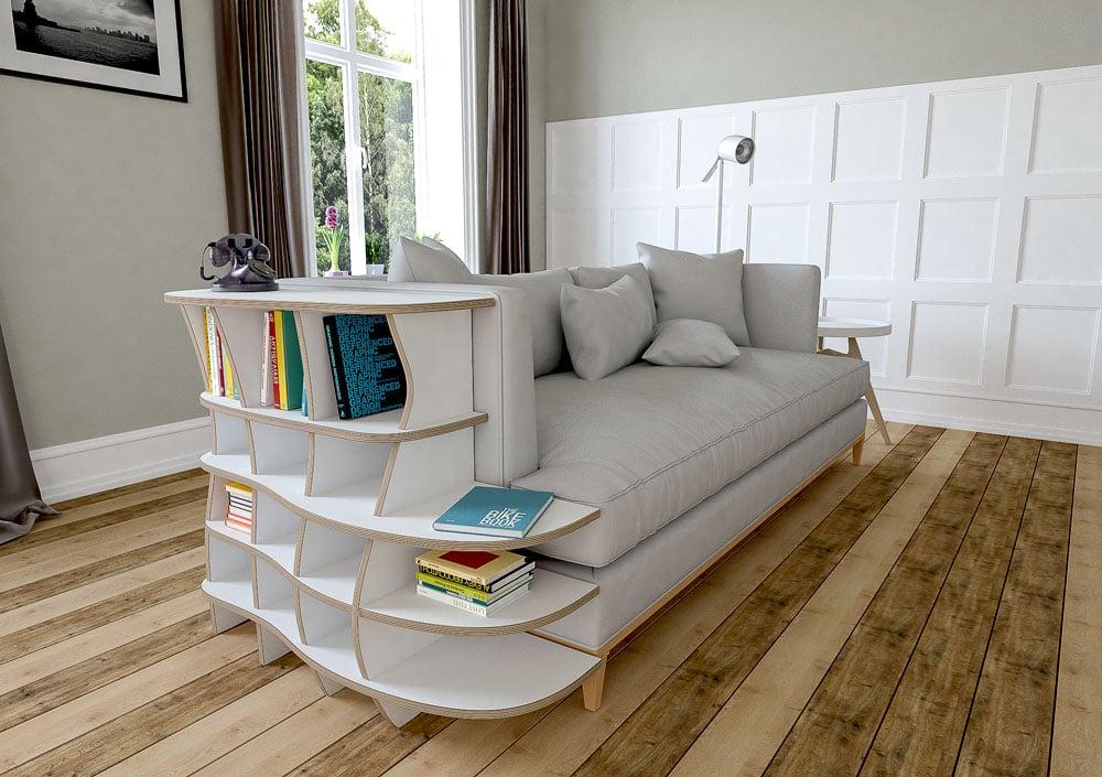 Sideboard Luisa - The Deformable sideboard system