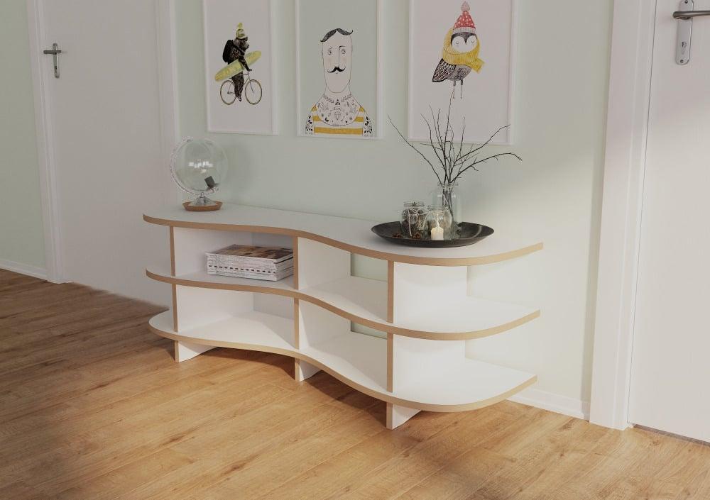 boronda designer lowboard nach ma. Black Bedroom Furniture Sets. Home Design Ideas