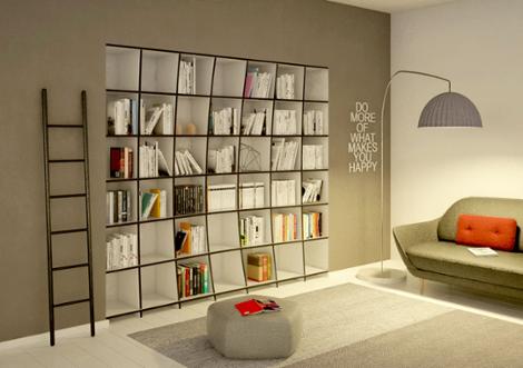 kava designer b cherregal nach ma. Black Bedroom Furniture Sets. Home Design Ideas