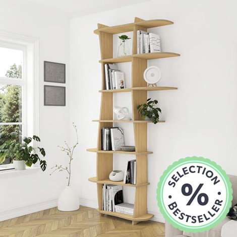 Bookshelf Cocolina - null