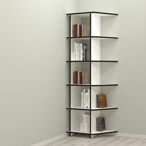 Corner shelf Lino - null