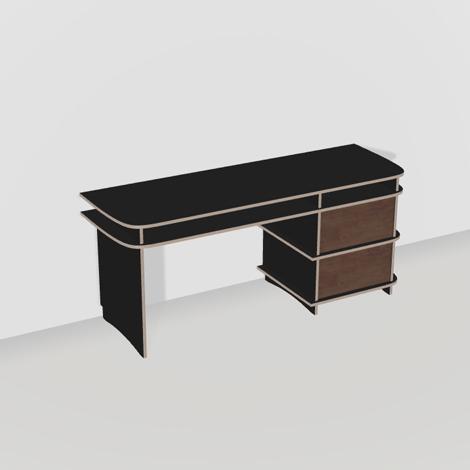 Schreibtisch Stanley - null