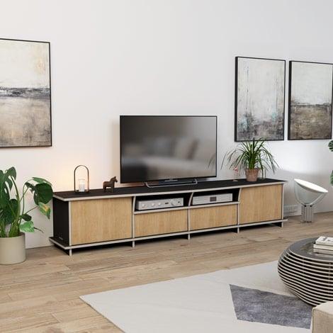 TV lowboard Mille