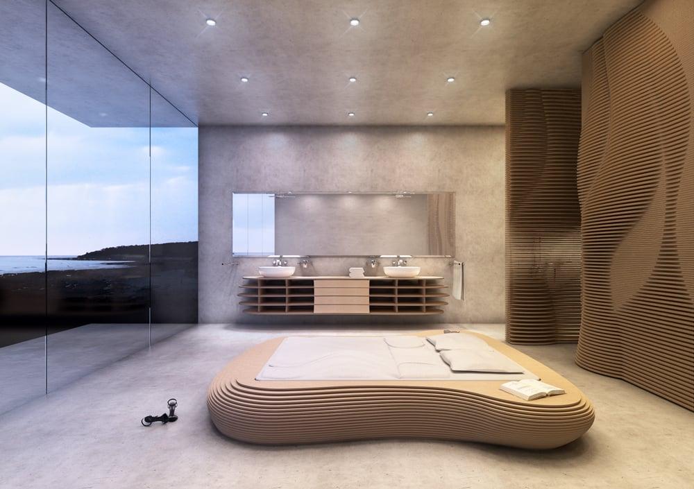 Idra Birch - Your individual designer bed