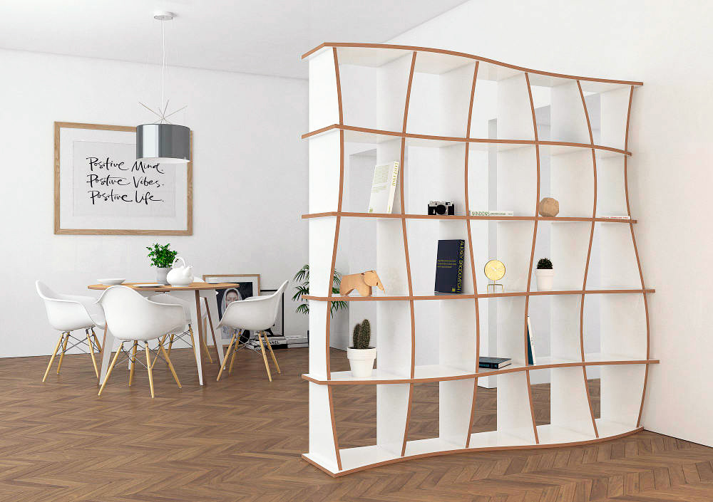Maliya Designer Raumteiler Nach Mass Form Bar