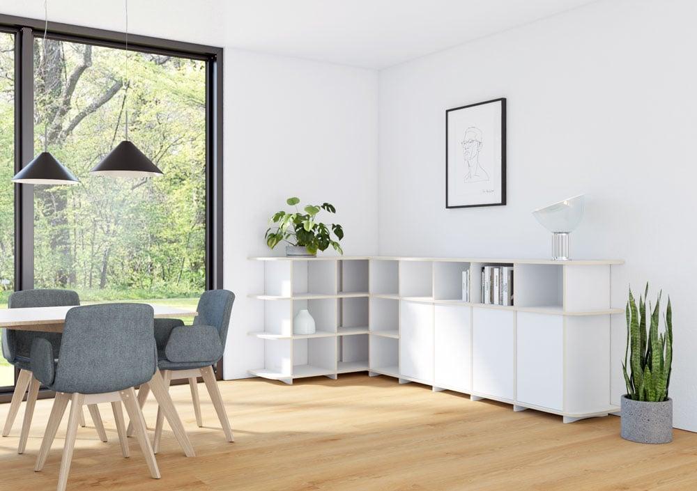 Corner Sideboard Cornita - null