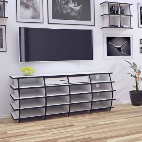 tv schrank design. Black Bedroom Furniture Sets. Home Design Ideas