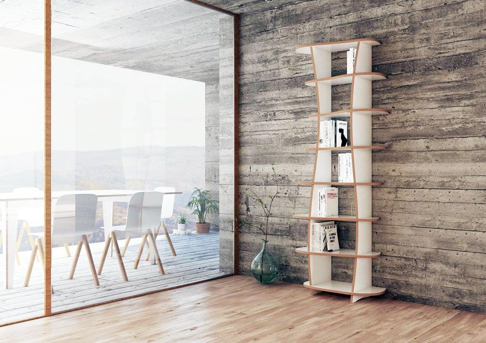 Bookshelf Milana