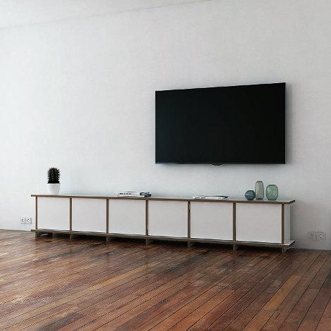 TV-Lowboard nach Maß Longa