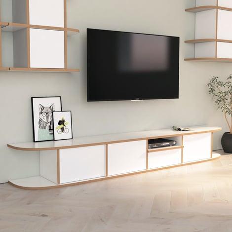 TV-Lowboard Hugi - null