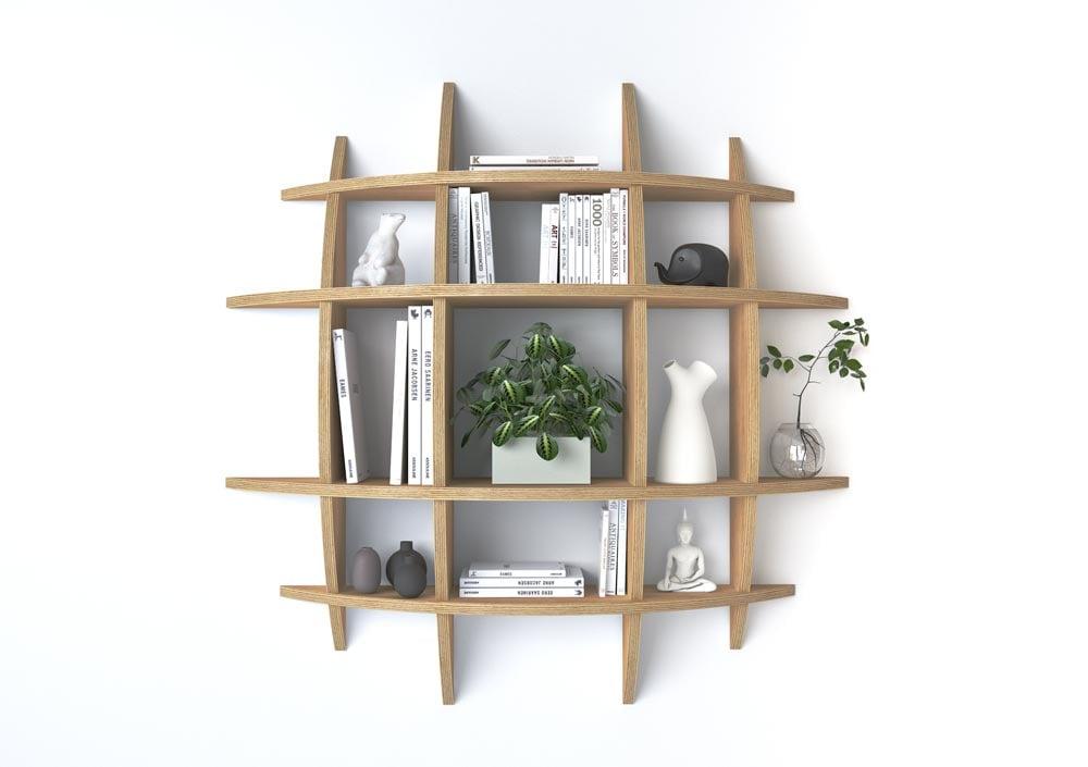 Bookshelf Luna - null