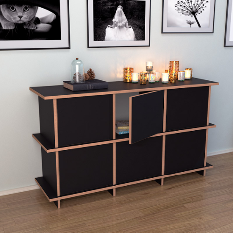 kommode designer kommoden nach ma. Black Bedroom Furniture Sets. Home Design Ideas