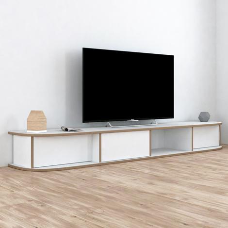 Designer-TV-Lowboard nach Maß Zio