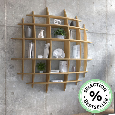 Wall shelf Sole - null