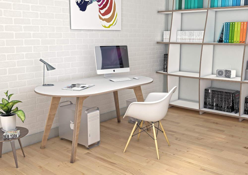 Schreibtisch Mandu
