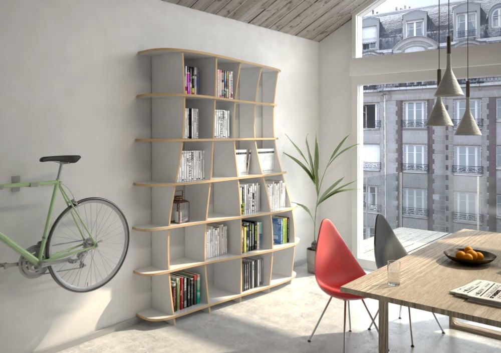 Shelf Freeda M for your penthouse apartment