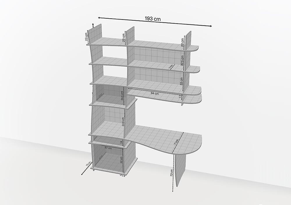 Desk Walter - null
