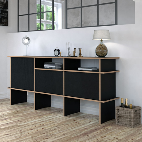 Sideboard Ina - Das frei formbare Designer-Sideboard