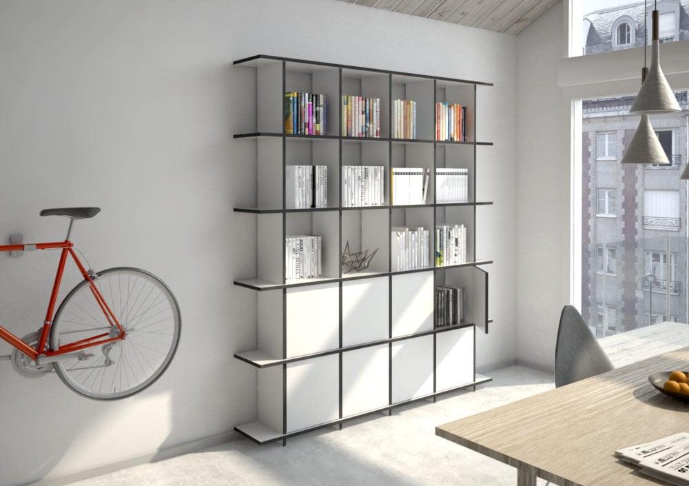 Bücherregal Strada M Porta   Designer Bücherregal Nach Maß