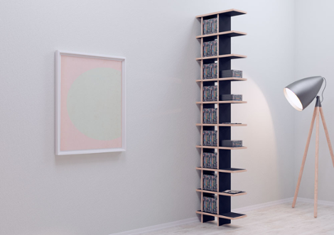 glendana designer cd regal nach ma. Black Bedroom Furniture Sets. Home Design Ideas