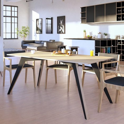 Dining table Queno