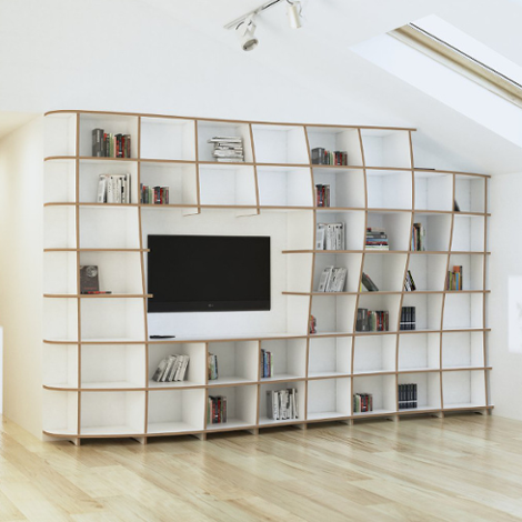 TV furniture Massima - Designer TV furniture made to measure