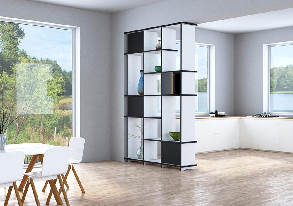 retta designer raumteiler nach ma. Black Bedroom Furniture Sets. Home Design Ideas