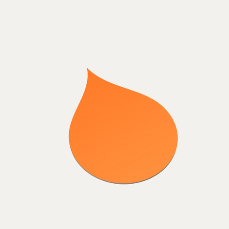 Orange Drop - null