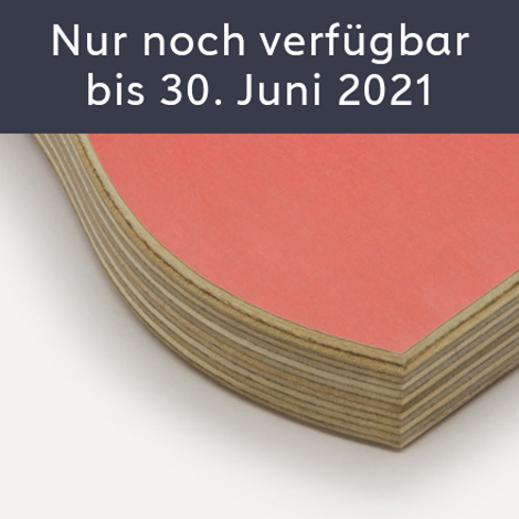 Eco red, birch plywood