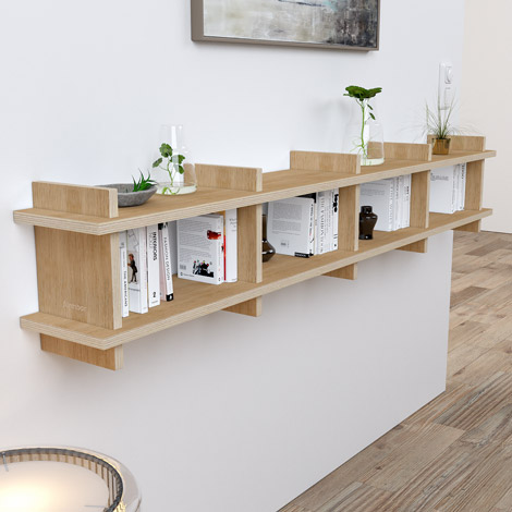 Wall shelf Mia - null