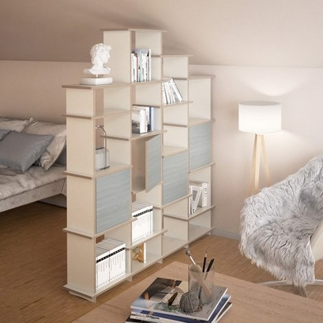 Raumteiler Irregular 2 - Design your own room divider