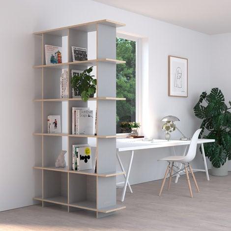 Designer-Raumteiler nach Maß Strada S